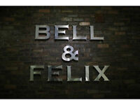 Head Chef : An amazing opportunity to help take Bell & Felix to the next level.