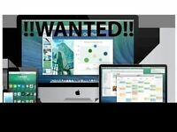 "WANTED APPLE MACBOOK PRO RETINA AIR IMAC IPAD IPHONE AIR 2 3 15"" 13"" 15.4"" 12"" 17"" 11"" 5S 6 6S PLUS"