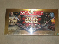 Monopoly Game set  Brand new factory sealed