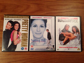 Julia Roberts DVD Collection