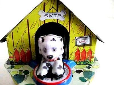 Dog Bank Spardose Blechspielzeug mit Funktion