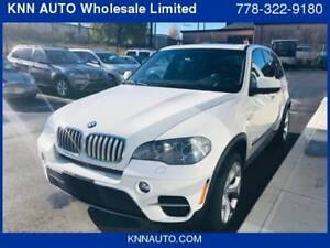 2011 BMW x5 7 Passenger 3.5 Diesel