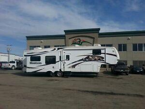 2009 Montana 3665RE
