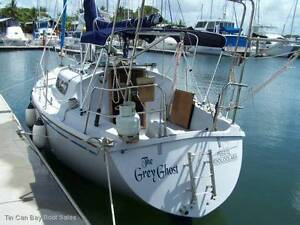 28 foot south coast cruising yacht Tin Can Bay Gympie Area Preview