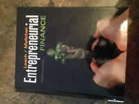 Entrepreneurial Finance Textbook - Airdrie