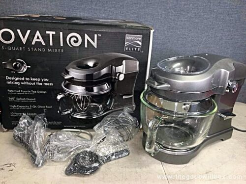 Kenmore Elite Ovation 5 Qt Stand Mixer - BRAND NEW