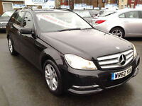 Mercedes-Benz C220 2.1CDI 2013 CDI Executive SE