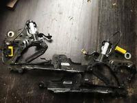 BMW 5 SERIES F10/11 PAIR OF BONNET HINGES