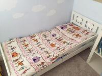 Toddler bed IKEA (KRITTER)