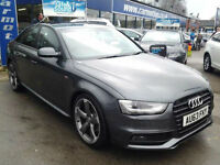 Audi A4 2.0TDI 2013Black Edition