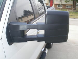 07-14 Ford F150 POWER HEATED Towing Mirrors Telescoping Signals Gatineau Ottawa / Gatineau Area image 2