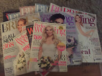 Wedding Magazines (Including Jan-March Editions)