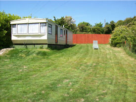 Smart and spacious two bedroom mobile home to let, one double bedroom, one twin bedroom .