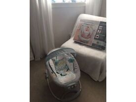 Baby bouncer ingenuity automatic bouncer