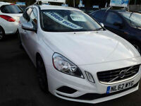Volvo V60 2.0D D3 Geartronic R-Design