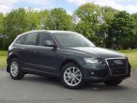 Audi Q5 TDI QUATTRO SE (grey) 2010
