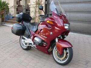 Wanted: parts bike BMW R1100RT (1996-2000) working or not