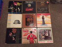 80x Various Old LP's - Records - Vinyl - Vintage