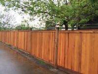 Fencing series call today free estimate!!