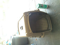 Medium Size Dog Kennel EUC