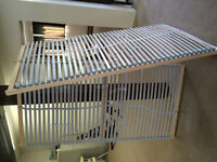 Ikea sultan laxeby slatted bed bases(2)
