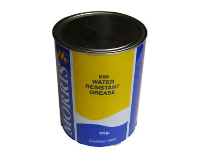 500g Morris K99 Water Resistant Grease Stern Gear Grease Canal boat Grease