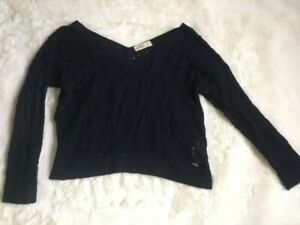 Hollister knit pull over