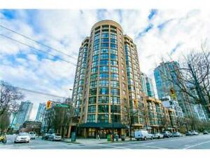 $1300 -2br 2Bath- Bright Yaletown/Downtown Apartment - Roommate