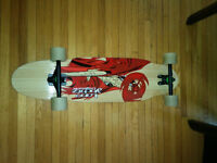 Land Yachtz Bamboo Ripper Longboard - Excellent condition