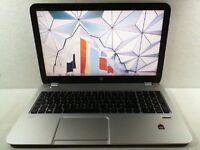 HP Envy 15 AMD A10-5750M 1TB HDD 8GB RAM RADEON FULL HD Win 8 Laptop