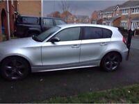 BMW 1 series 118d 05