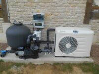 Réparation Thermopompe de piscines / Pool Heat Pump Repair