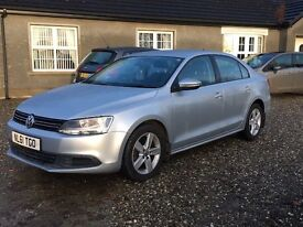 Volkswagen Jetta 2.0 Tdi Se 1 Owner From New , Excellent Condition Inside Out