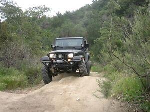 "Rough Country 4"" Lift kit Jeep Wrangler YJ 87-96 $570.00 London Ontario image 2"