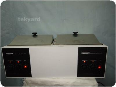 Precision Scientific 188 Dual Chamber Water Bath 233295