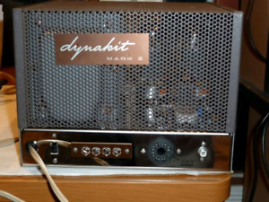WANTED: Looking for Dynaco MK3 Tube Amps