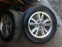 2005 Mustang Rims and tires 215/65R16