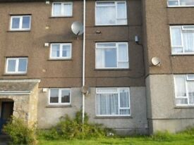 2 bed, 2nd floor flat in St. Just
