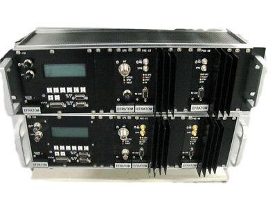 Efratom Gps Time Std Model 13716 Motorola Simulcast Sys