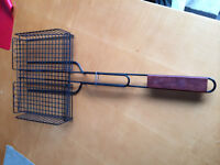 Grill Basket with handle - New never used!