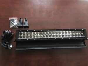 "22"" led light bar"