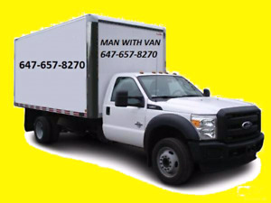 Two Men with a Truck Moving Service Toronto,Mississauga,Brampton