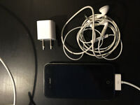 Apple iPhone 4 16GB noir avec Virgin Mobile