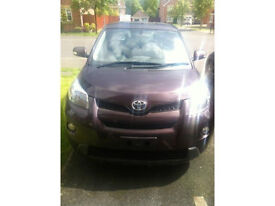 **Toyota Urban Cruiser - Excellent Condition, REDUCED**Taxed and MOT until 2017