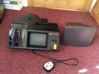 Vintage Agfa Family Projector Good Working Order