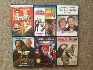 Owen Wilson Movie Collection ( 7 Movies )