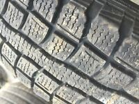 175/70/13 winter tires with rims