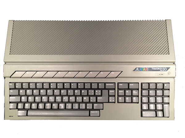 Atari Falcon Integrated Media System
