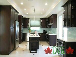Kitchen Cabinets on sales - Absolute Charcoal Maple