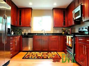 ❀ Kitchen Cabinets for Sale ❀ - Shaker Cherry Oak